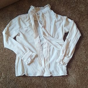 French inspired blouse